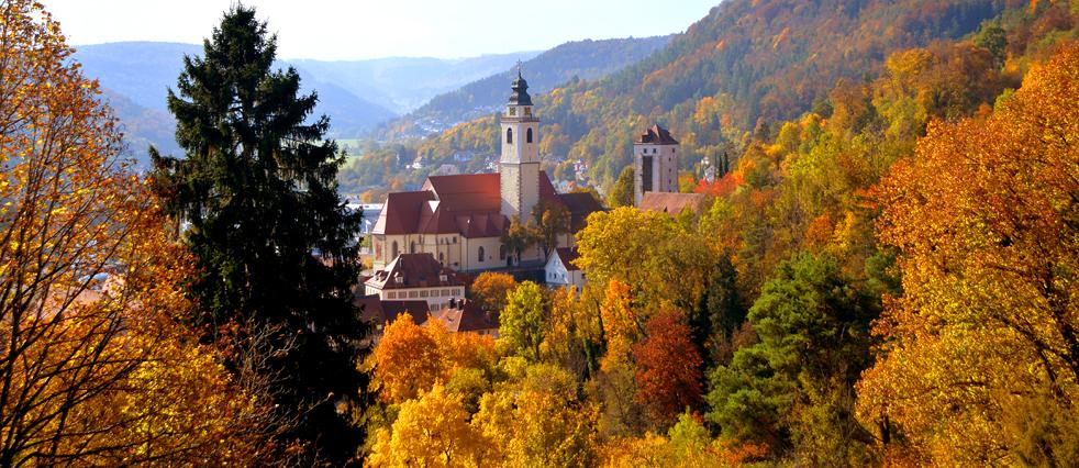 Herbst in Horb