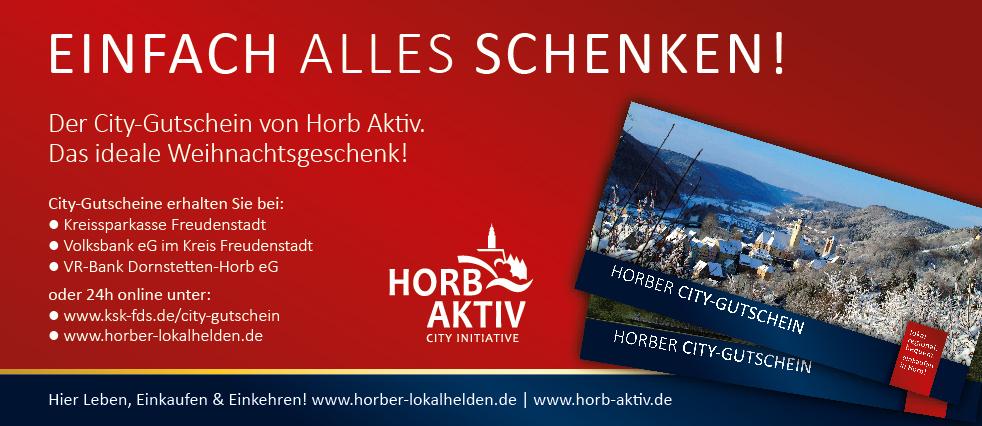 City-Gutscheine Banner Homepage
