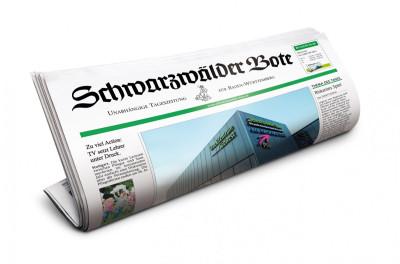 Ihre  regionale Tageszeitung im Raum Schwarzwald und oberer Neckar