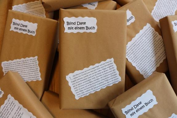 Heiß auf Lesen Blind Date