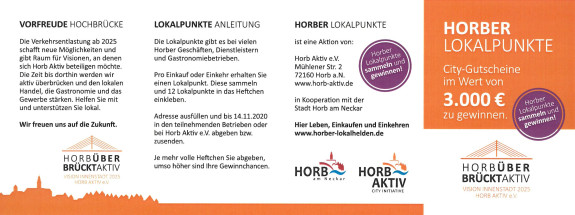 Horber Lokalpunkte