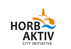 Logo Horb Aktiv - City Initiative